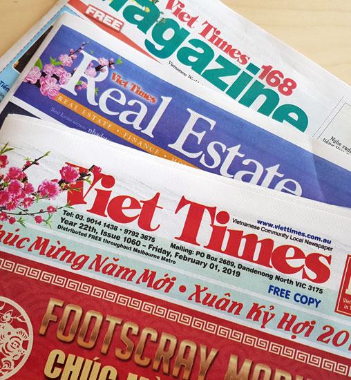 Adpro Media: Vietnamese Newspaper, Radio, Online and